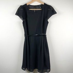 Forever 21 Dress sz S Black